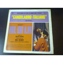 Lp Trilha Sonora Do Filme Candelabro Italiano