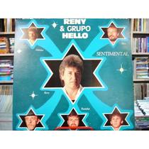 Vinil / Lp - Reny E Grupo Hello - Sentimental - 1990