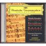 Rimsky-korsakov - Borodin - Ravel Cd Von Karajan 1999