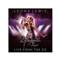 Cd+dvd Leona Lewis Labyrinth Tour Live At The O2 Imp Lacrado