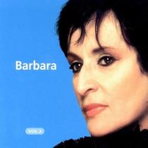 Cd Barbara - Master Serie 3 *sucessos Remasterizados 20 Bit