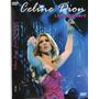 Dvd Celine Dion - Live In Concert Original Lacrado Pronta En