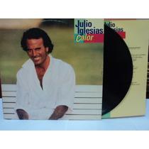 Vinil / Lp / Disco - Julio Iglesias - Calor