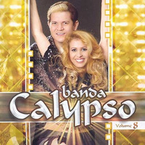 Banda Calipso Cd - Volume 8