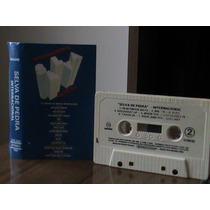 Fita K7 Novela Selva De Pedra Internacional 1986 Columbia