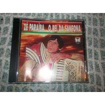 Cd - Ze Paraiba O Rei Da Sanfona