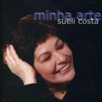 Cd Sueli Costa - Minha Arte (independente , 2000) Raridade