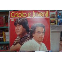 Vinil Lp Criolo E Juvenil / Vol. 4