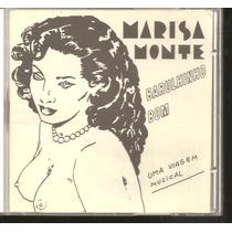 Cd - Marisa Monte - Barulhinho Bom - Duplo
