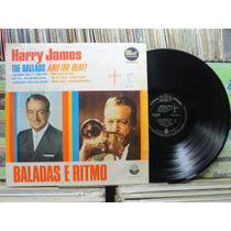 Harry James Sua Orquestra Baladas E Ritmo - Lp Rge