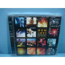 Bon Jovi - One Wild Night - Cd Nacional