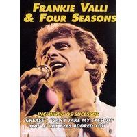 Dvd Frankie Valli & Four Seasons Lacrado Original