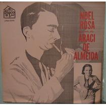 Araci De Almeida - Noel Rosa Na Voz De Araci A. - 1971