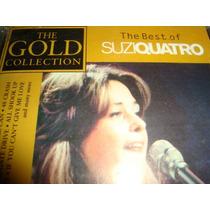 Cd - The Best Of Suzi Quatro Usado Arte Som