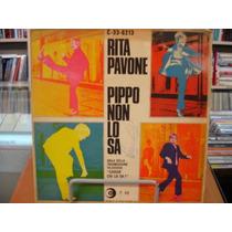 Compacto / Vinil - Rita Pavone - Pippo Non Lo Sa - 1968