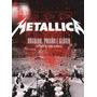 Metallica - Orgulho, Paixão E Glória Box 2 Dvds + 2 Cds Novo