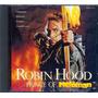 Robin Hood O Príncipe Dos Ladrões 1991 Trilha Filme Cd Japão