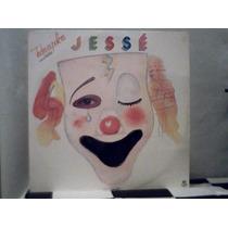 Jesse Todos Os Palcos Gaivota Dourada / Lp Vinil Disco 1985