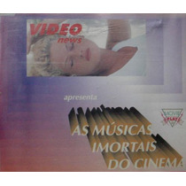 Cd As Musicas Imortais Do Cinema - Frete Gratis