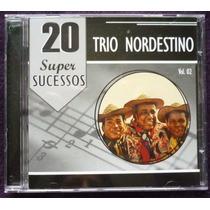 Cd Trio Nordestino 20 Super Sucesso