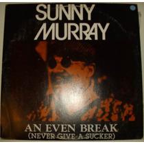 Disco Lp Música Free Jazz Bateria Sunny Murray Vinil