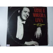 Disco Vinil Lp Arthur Moreira Lima Lindoooooooo