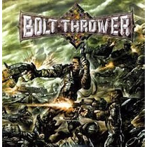 Cd Bolt Thrower Honor Valour Pride