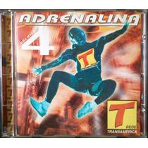 Cd Adrenalina Vol. 04 - Transamérica