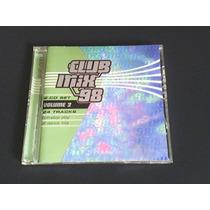Cd Club Mix 98 (duplo) - Importado - Raro