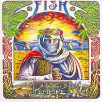 Cd - Fish ( Marillion ) - Sunsets On Empire - Lacrado