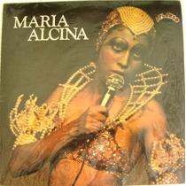 Lp Maria Alcina - Aplauso - 1979