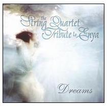 Cd The String Quartet Tribute To Enya: Dreams [eua] Lacrado