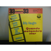 Billy Vaughn - Compacto - Quando Setembro Vier Rv