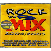 Rock Da Mix Cd Single Faixa Exclusiva Engenheiros Do Hawaii