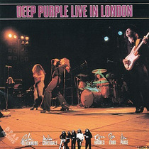 Lp Deep Purple Live In London