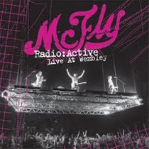 Cd Mcfly Radio Active Live At Wembley