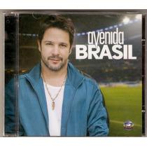 Cd Avenida Brasil - Reza ( Rita Lee ) ( T.s.n. ) - Novo***