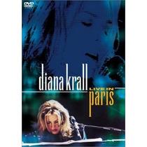 Diana Krall - Live In Paris - Dvd Original
