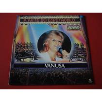 Vanusa-lp-vinil-a Arte Do Espetáculo-ao Vivo-jovem Guarda