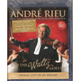 Blu Ray André Rieu - And The Waltz Goes On - Novo***
