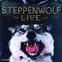 Steppenwolf - Live - Cd Importado Lacrado - Frete Grátis