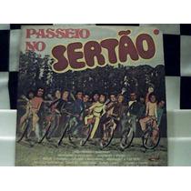 Passeio No Sertão / Lp Vinil Disco Sabiá 1981