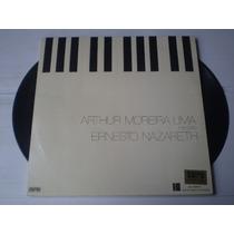 Lp Duplo Arthur Moreira Lima Interpreta Ernesto Nazareth
