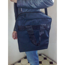 Bolsa Mensageiro Para Lp Disco Vinil - Bag Capacidade 40 Lps
