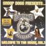 Cd Snoop Dogg Presents - Welcome To Tha House - Vol 1 - Novo
