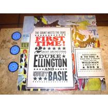 Lp Duke Ellington & Count Basie - Count Meets Duke (1962)