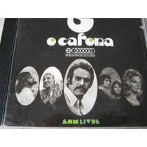 Cd Original-o Cafona-som Livre-rede Globo-carlos Lyra-