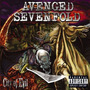 Cd - Avenged Sevenfold - City Of Evil (lacrado)