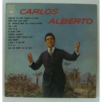 Lp Carlos Alberto - Orquestra Sob A Direção De Alexandre