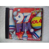 Cd Hot Nine Seven- 97 Fm- Volume 4